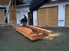 Photo Credit: Cam | Doing a job out in Popkum, Chilliwack.