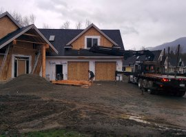 Photo Credit: Cam   Doing a job out in Popkum, Chilliwack.