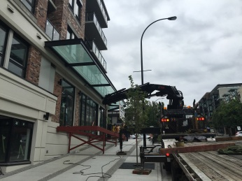 Photo Credit: Sean H. | Doing crane work at Browns Social House