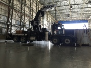 Photo Credit: Morgan B. | Working with the Cormach in an enclosed space.