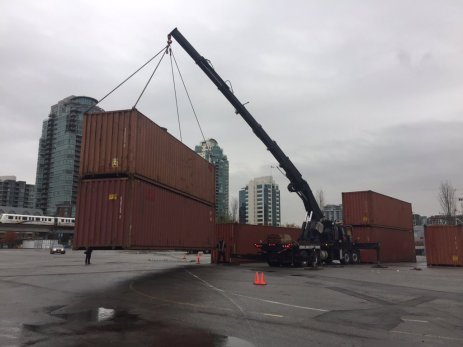 Moving two container at once! 2/4
